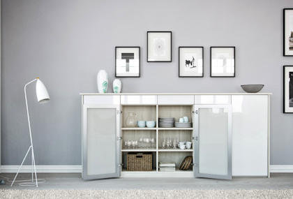eine t r mit neuen m glichkeiten cabinet. Black Bedroom Furniture Sets. Home Design Ideas